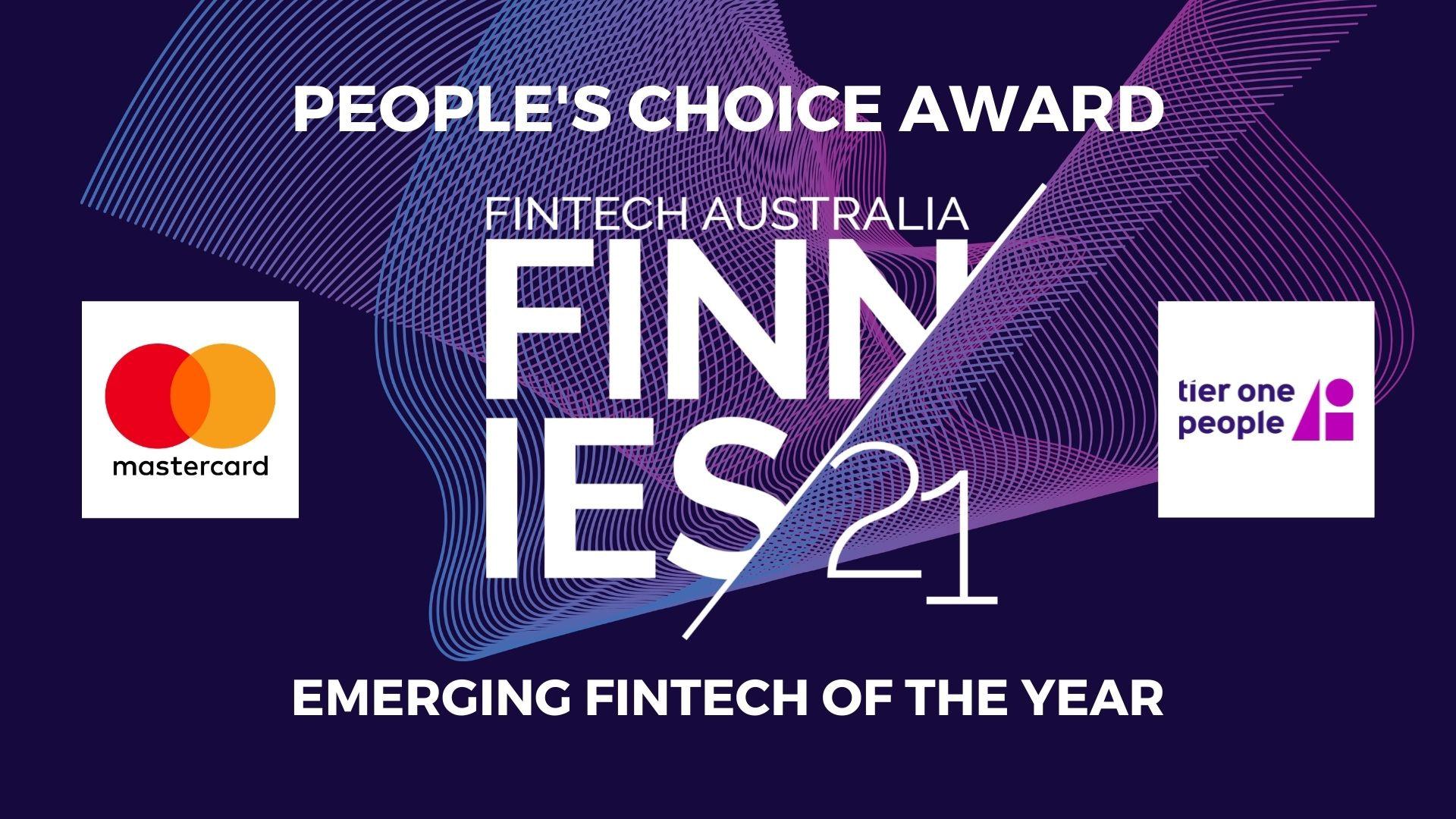 Finnies 2021 WeMoney Emerging Fintech