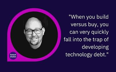 Mambu, Kristofer Rogers on Fintech Chatter