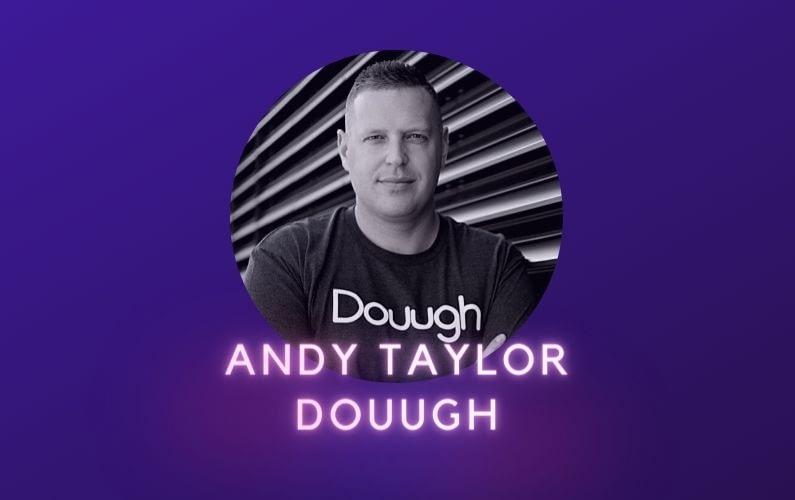 Andy Taylor Douugh FinTech Australia Podcast