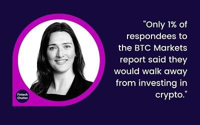 BTC Markets Caroline Bowler on Fintech Chatter Podcast