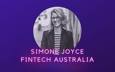 Simone Joyce, FinTech Australia
